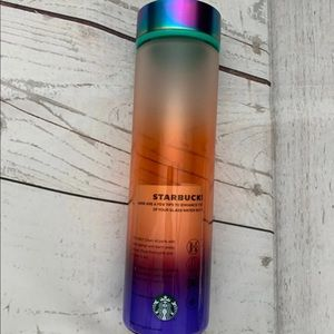 18oz Starbucks cup